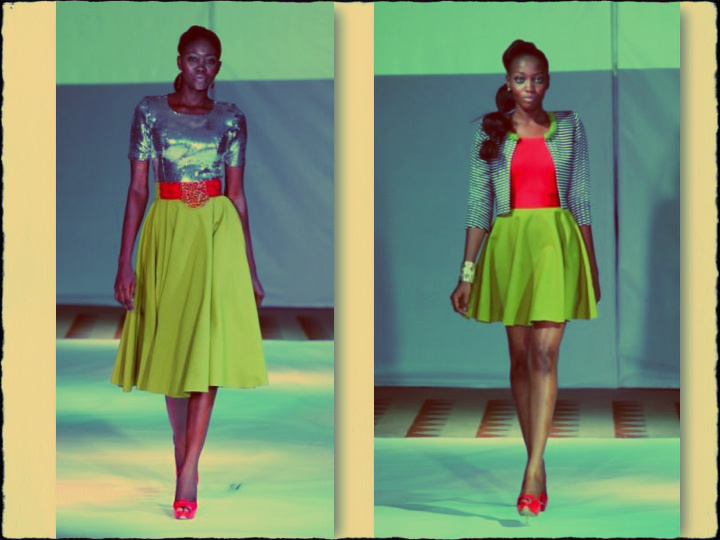 Infusiontrait Ghana Fashion Week Gfdw